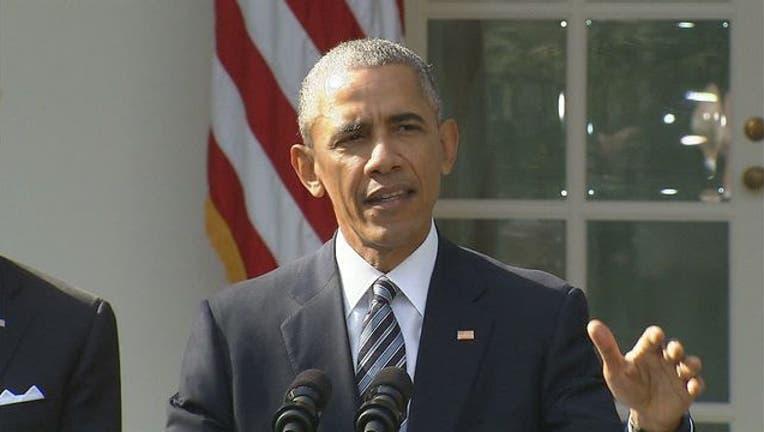 President Barack Obama 110916-401720