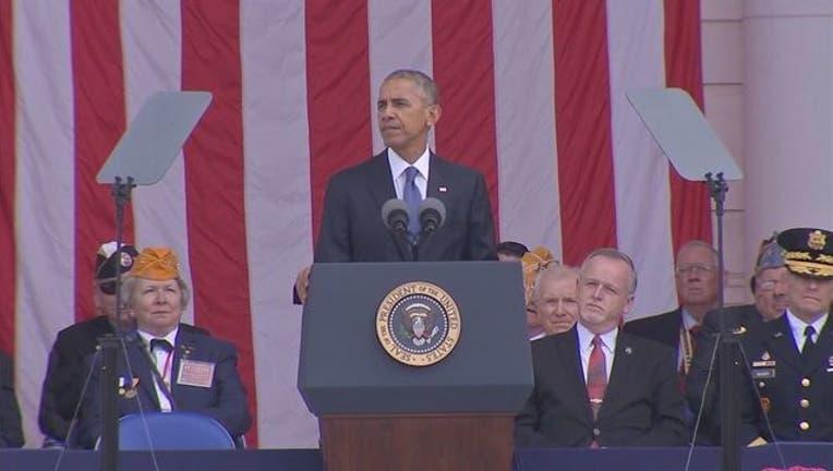President Barack Obama 111116-401720