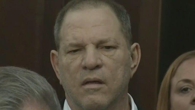 Weinstein in court-402970