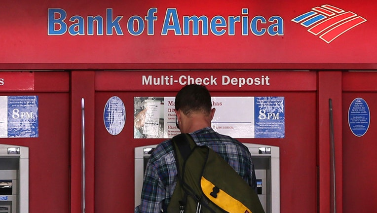 Bank of America (GETTY IMAGES)-401720