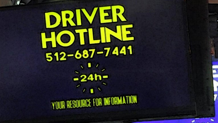 City Council announces 'Driver Hotline' for drivers laid off due to Uber and Lyft leaving town.