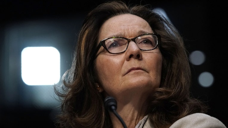 CIA Director Gina Haspel (GETTY IMAGES)-401720