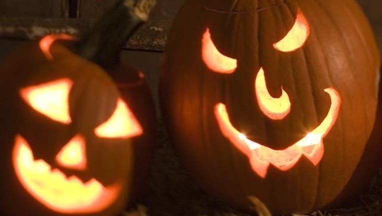 Halloween Pumpkin Jacko lantern