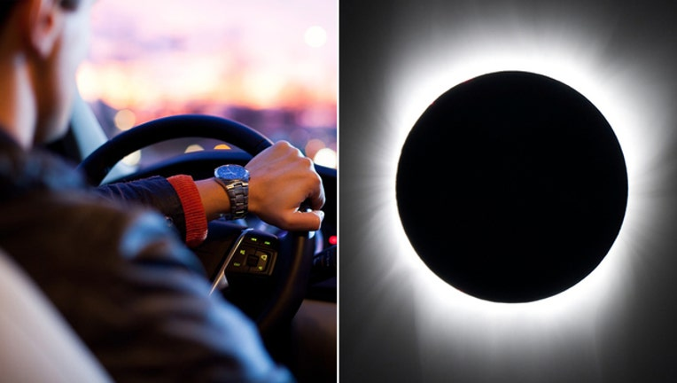 Solar eclipse driving-401720