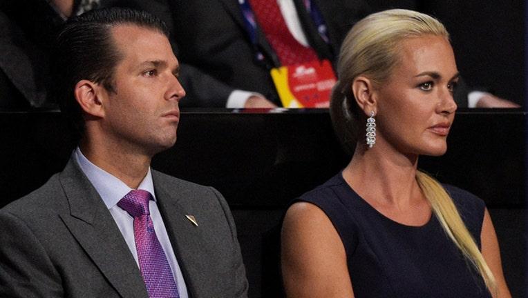 14ebfe9b-Donald Trump Jr-401720. and Vanessa Trump (GETTY IMAGES)