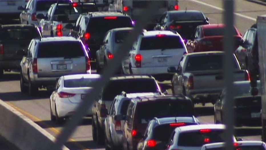With CDC restrictions easing and vaccinations on the rise, experts say they really do see this weekend as a return to normal, and a return to heavy holiday traffic.