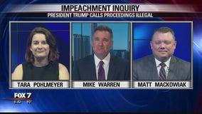FOX 7 Discussion: Impeachment inquiry