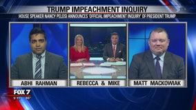 FOX 7 Discussion: Trump impeachment inquiry