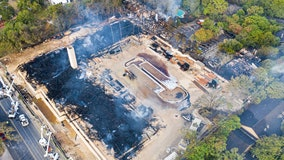 PHOTOS: AFD releases before and after drone photos following large South Austin fire
