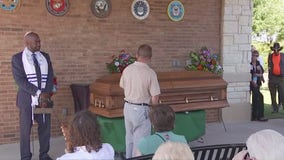 Williamson County veteran's death brings a big turnout and a big change