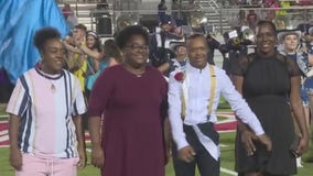 Three students with special needs named Hendrickson High homecoming king, queen, prince
