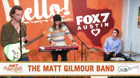 FOX 7 Unplugged: The Matt Gilmour Band