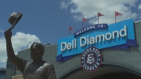 Veteran surprised with new home at Round Rock Express game