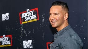"""""""Jersey Shore"""" star 'The Situation' released from federal prison"""