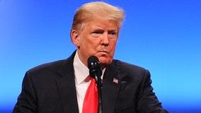 'The light is the worst': Trump says energy efficient light bulbs make him 'look orange'