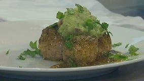 Good Day Cooks: Cheesy Tomatillo Meatballs