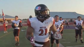Hutto ISD invites hippo fans to show support for El Paso football team