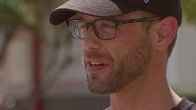 Lyft driver hailed a hero after he stopped violent assault in South Austin