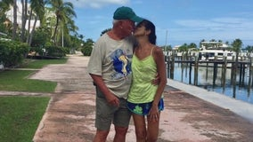 Texas couple thankful to be alive after living through Hurricane Dorian in the Bahamas