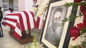 Soldier killed in Korean War given proper burial in Dallas months after remains identified