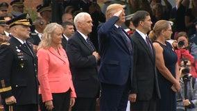 Trump applauds Gen. Milley on becoming Joint Chiefs chairman