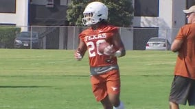 Longhorns football backfield sets bar high for 2019