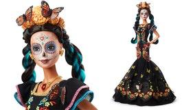 Mattel debuts 'Día de los Muertos' Barbie doll marking 'Day of the Dead'