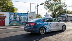 Ford expanding self-driving vehicle program to Austin