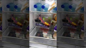 Husband locks chocolate in fridge safe to keep wife from eating it: 'This is break-up material'