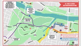Road closures and transportation options for ACL Music Festival