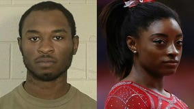 Simone Biles' brother charged in New Year's Eve triple murder, police say
