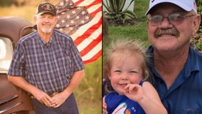 Purple Heart recipient dies saving 3-year-old granddaughter from house explosion