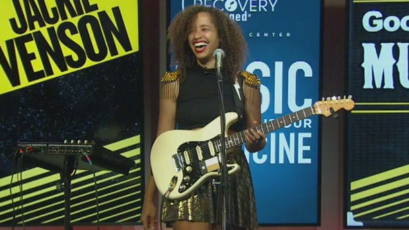 Music in the Morning: Jackie Venson Performances