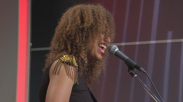 Music in the Morning: Jackie Venson