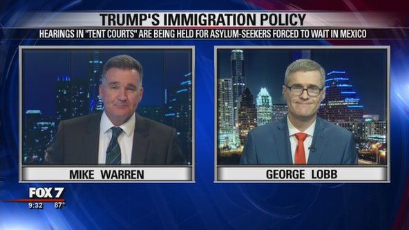 FOX 7 Discussion: Trump's immigration policy