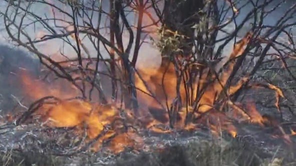 Burn ban issued for unincorporated areas of Travis County, expires Oct 27