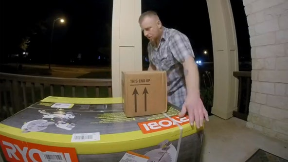 CAUGHT ON CAMERA: Williamson County Sheriff's Office works to identify porch pirate