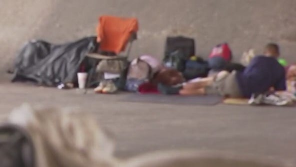 Homeless family speaks out about the struggles they face in the current system