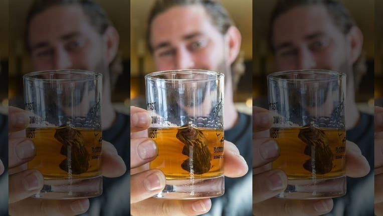 The hotel's bar has actually been serving its Sourtoe Cocktail – basically just a shot of whiskey with a shrunken human toe in it – since 1973. (Downtown Hotel)