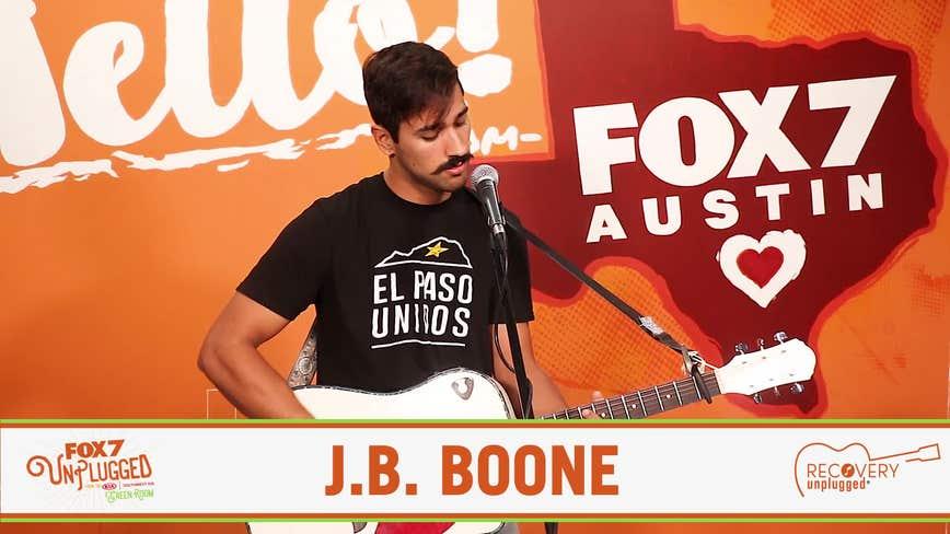 FOX 7 Unplugged: JB Boone