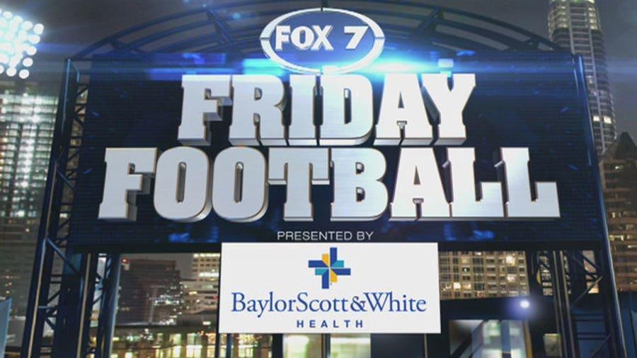 2019 FOX 7 Friday Football Rankings