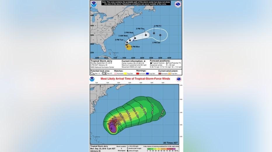 TropicalStormJerryMaps.jpg