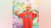 Astros fan battling leukemia wishes to meet George Springer