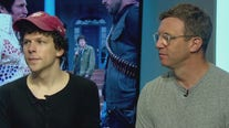 Jesse Eisenberg & Ruben Fleischer talk about Zombieland: Double Tap
