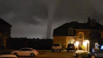 NWS confirms the tornado that hit Dallas last night was an EF-3