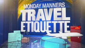Monday Manners: Airplane travel etiquette