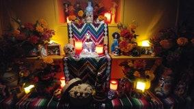 Altar from Arandas celebrates Dia de los Muertos