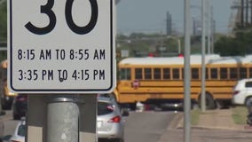 Two students hit in two different school zones on way to class in Cedar Park