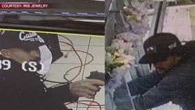 Iris Jewelry armed robbery