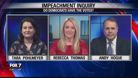 FOX 7 Discussion: Democrats to hold vote on impeachment resolution